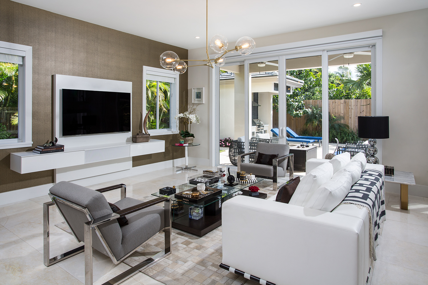 Braganza Ave, Coral Gables - Interior Design, Decoration and Design Development